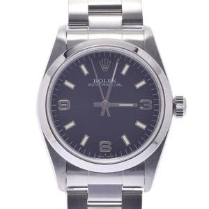 ROLEX Rolex Oyster Perpetual Tritium 67480 Boys Watch Automatic Black Dial