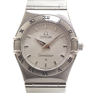 OMEGA Constellation Steel Quartz Ladies Watch 1562.30