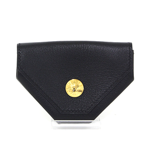 Hermes HERMES Le Van Quatre black gold hardware
