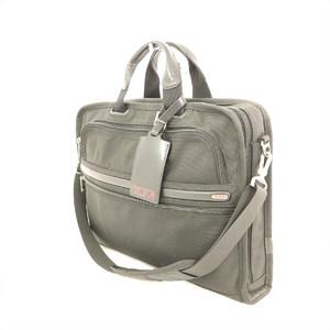 Tumi TUMI Black 2611104 Nylon Business Bag Briefcase Men
