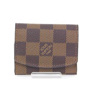 Louis Vuitton Cuffs Case Damier Ebene