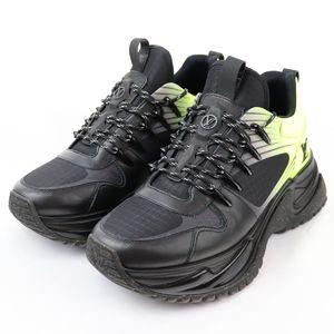 Louis Vuitton 2018 Runaway Pulse Line Sneakers Monogram Fluos Shoes 5