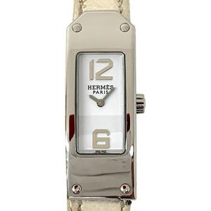 HERMES Kelly ll Double Tour Steel Quartz Ladies Watch KT1.210