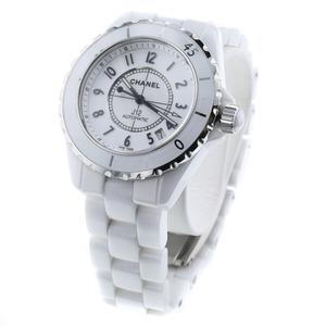 CHANEL J12 Ceramic Automatic Mens Watch H0970