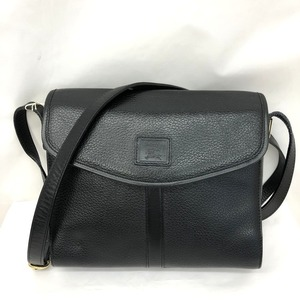 Burberry Shoulder Bag Leather Crossbody Ladies