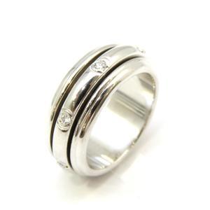 PIAGET Piaget Possession 7P diamond ring K18WG 750 white gold #5616