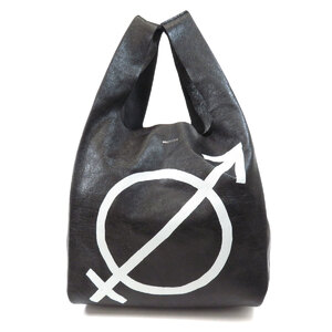 Balenciaga Supermarket Shopper M Tote Bag Leather Women