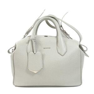Balenciaga 390923 Infanta 2WAY Handbag Leather Ladies