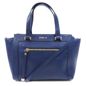 Furla 2WAY Tote Bag Leather Women