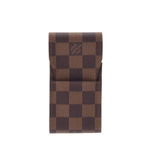 Louis Vuitton Damier cigarette case N63024 unisex brand accessory