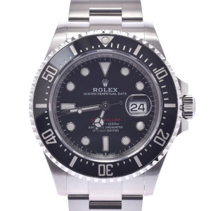 ROLEX Sea-Deweller 126600 Stainless Steel Automatic Mens Watch