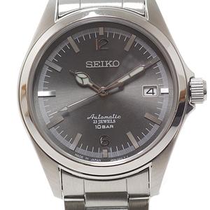SEIKO Tic Tac Anniversary Model 4R35-02R0 Steel Automatic Mens Watch