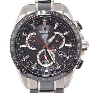 SEIKO Astron SBXB041 Ceramic Titanium Solar Mens Watch