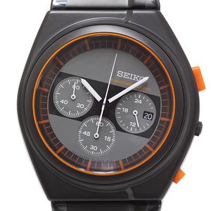 SEIKO Spilit Giuciaro Design Quartz Mens Watch SCED053