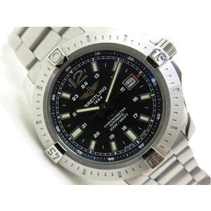 BREITLING Colt Automatic Stainless Steel Mens Watch A17388