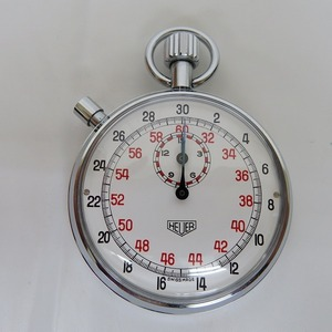 TAG Heuer Manual winding vintage stopwatch watches