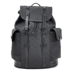 Louis Vuitton Rucksack Backpack Monogram Christopher PM Taurillon Leather Mens M55699 d97933