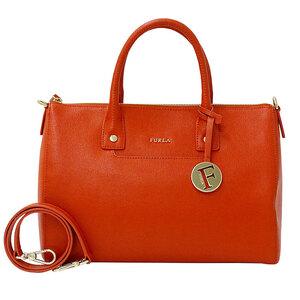 Furla FURLA Linda Handbag Shoulder Bag 2way Ladies Leather