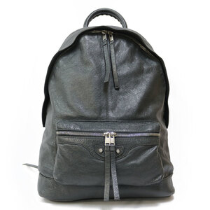 BALENCIAGA backpack daypack leather ladies