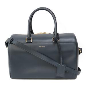 Saint Laurent Shoulder Bag Duffle Ladies Handbag