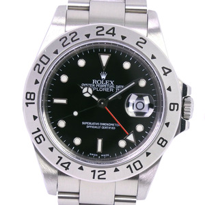 ROLEX Explorer ll 16570 P Serial Stainless Steel Automatic Mens Watch
