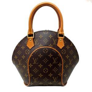 LOUIS VUITTON Louis Vuitton Ellipse PM Handbag Ladies Gold Hardware Monogram M51127