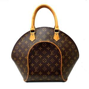 LOUIS VUITTON Louis Vuitton Ellipse MM Handbag Ladies Gold Hardware Monogram M51126