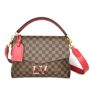 LOUIS VUITTON Louis Vuitton bobourg 2WAY shoulder bag Ladies Damier N40176