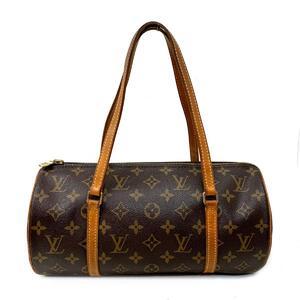 LOUIS VUITTON Louis Vuitton Papillon GM Handbag Ladies Shoulder Bag Gold Hardware Monogram M51386