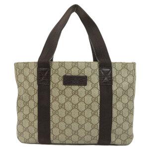 Gucci 141976 GG Handbag Leather Ladies