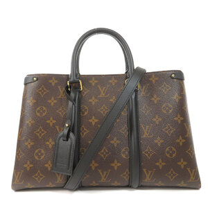 Louis Vuitton M44817 Suflo NV MM Tote Bag Monogram Canvas Ladies