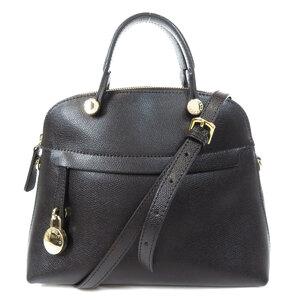 Furla Piper Handbag Leather Ladies