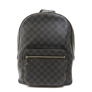 Louis Vuitton N41473 Josh Damier Graffiti Backpack Daypack Canvas Mens