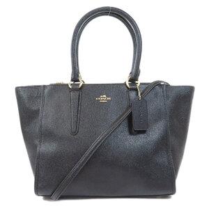 Coach F14928 2WAY Tote Bag Leather Ladies