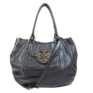 Tory Burch 2WAY Handbag Leather Ladies