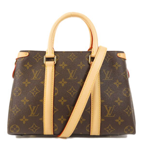 Louis Vuitton M44815 Suflo BB Monogram Handbag Canvas Ladies