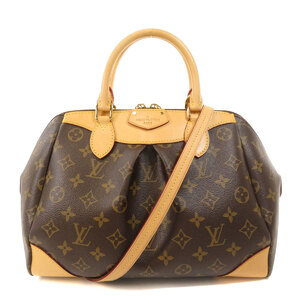 Louis Vuitton M41632 Segur Monogram Handbag Canvas Ladies