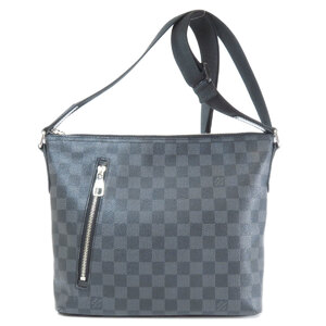 Louis Vuitton N40003 Mick PM Damier Graffit Shoulder Bag Canvas Ladies
