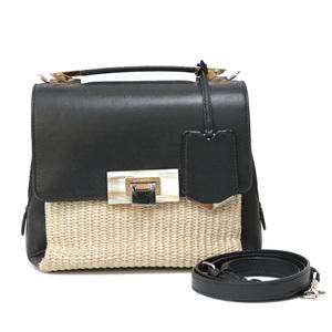 BALENCIAGA Shoulder Bag Handbag Beige Ladies