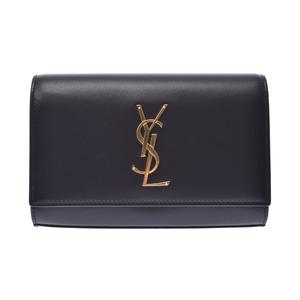 SAINT LAURENT belt bag Kate body clutch 534395DV70J1000 ladies calf waist
