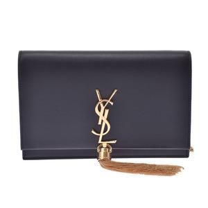 SAINT LAURENT chain wallet Kate gold metal fittings 452159 ladies calf shoulder bag