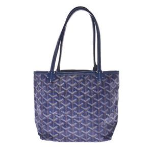 GOYARD Goyard Saint Louis Junior Size Ladies PVC Handbag