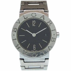 BVLGARI BVLGARI-BVLGARI Steel Quartz Ladies Watch BB26SS