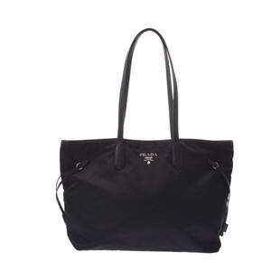 PRADA Prada BR4001 Unisex Nylon Leather Tote Bag
