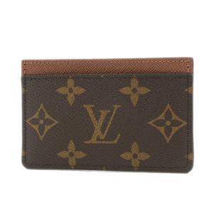 Louis Vuitton Monogram Porto Cult Sanpuru Card Case M61733