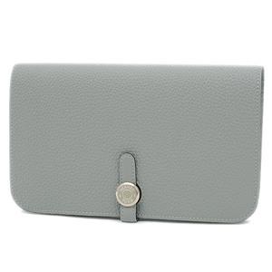 Hermes Dogon GM Duo Togo Grimette Silver Hardware Handbag