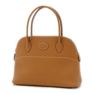 Hermes Bored 27 Epson Gold Silver Hardware Handbag