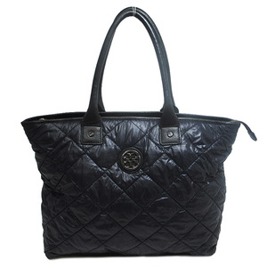 Tory Burch Tote Bag Ladies Nylon Leather