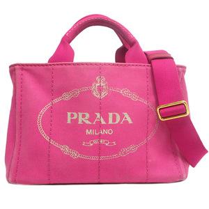 Prada Kanapa S Bag 2way Handbag Shoulder Ladies