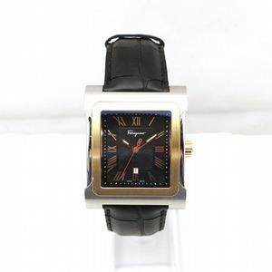 Salvatore Ferragamo Palagio F58 Quartz Black Watch Mens